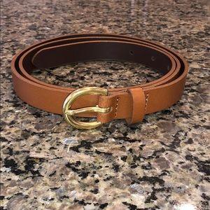 Ann Taylor leather belt